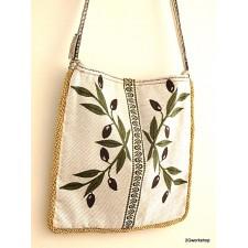 handmade bag-olive