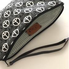 pouch bag peace