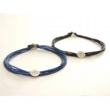 eyes seven cords bracelet
