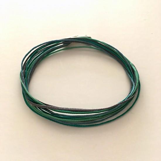multi cords bracelet