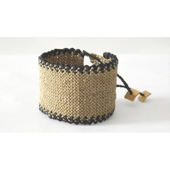 Tibet macrame bracelet