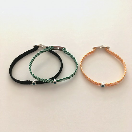 tiny eye bracelet