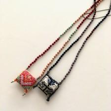 boho necklace delphi